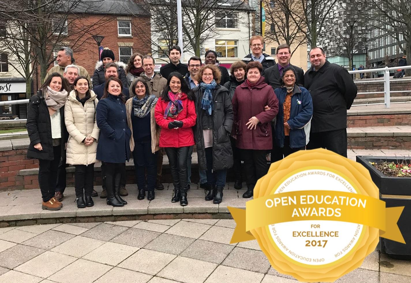 EngageTeam OCE-Award